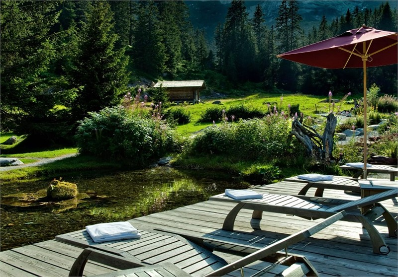 Hotel und Naturresort Handeck - Alpengarten - by the fotostudio - Seminarhotelsschweiz - MICE Service Group